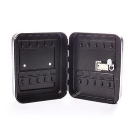 SN Key Cabinet KM200-20 160x200x75mm 20T Black