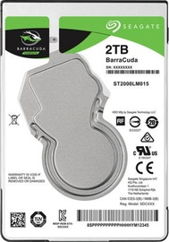Жесткий диск (HDD) Seagate BarraCuda ST2000LMA15, HDD, 2 TB