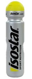 Isostar Push-Pull Bottle 1000ml Silver