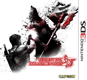 Resident Evil: Mercenaries 3DS