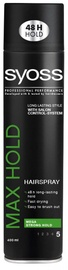 Syoss Max Hold Hairspray 300ml