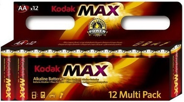 Kodak LR06-12BB AA Max Batteries 12x