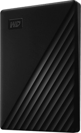 Western Digital My Passport 2019 4TB Black