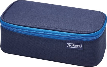 Herlitz Pencil Pouch Beatbox Blue 50015269