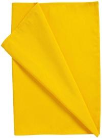 Galda paklājiņš Home4you Fiume Colour, dzeltena, 1160 mm x 430 mm