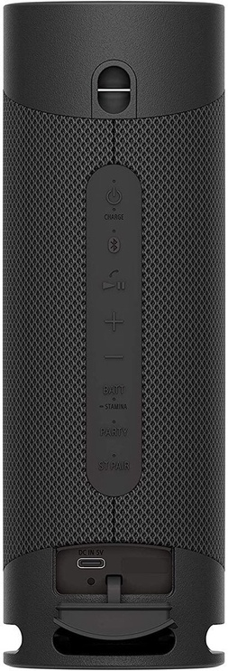 Bezvadu skaļrunis Sony SRS-XB23, melna