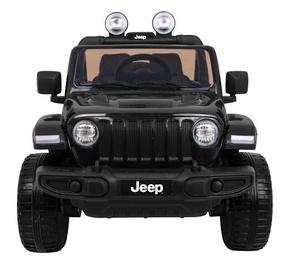 Elektriskā automašīna JEEP Wrangler Rubicon, melns