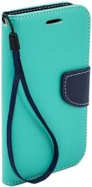Telone Fancy Diary Bookstand Case For Xiaomi Redmi Note 4 Light Blue/Blue
