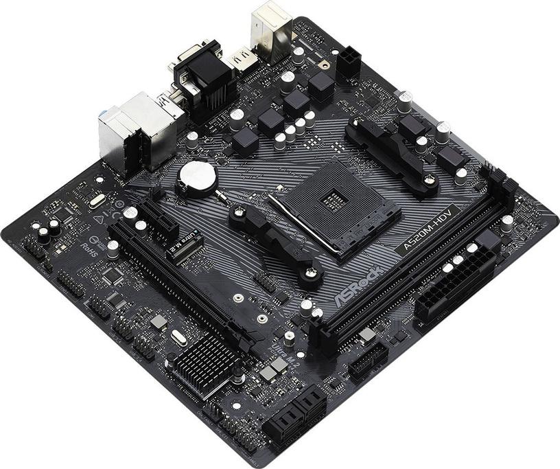 Mātesplate A520M-HDV