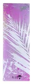 Mis Yoga Mat Palms Violet