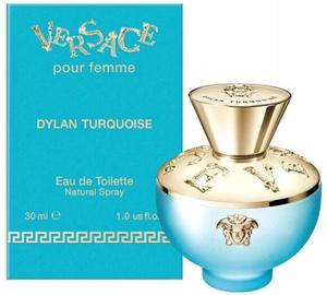 Tualetes ūdens Versace Pour Femme Dylan Turquoise 30ml EDT