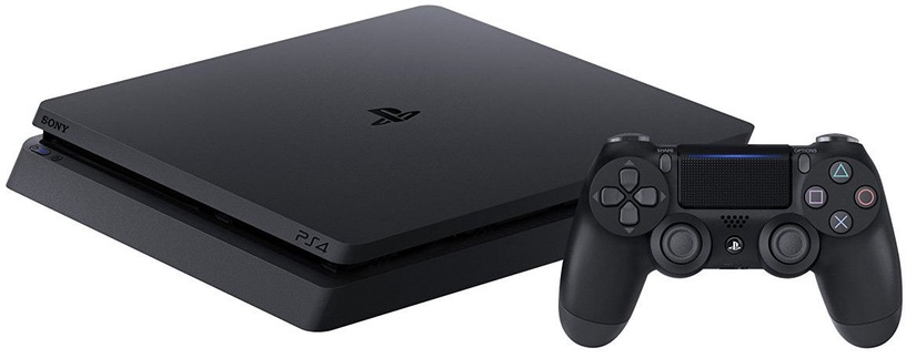 Sony Playstation 4 (PS4) Slim 500GB Black