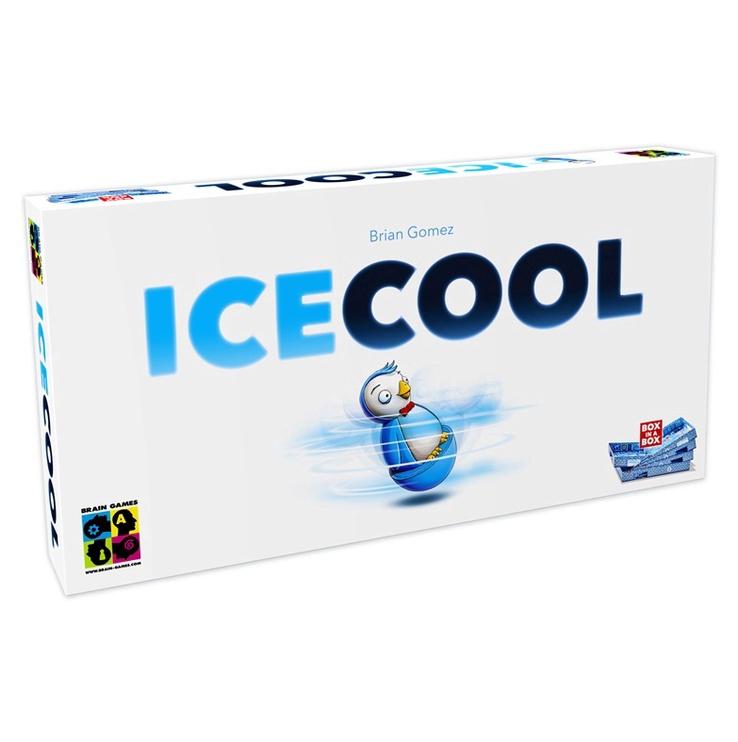 Galda spēle Ice Cool
