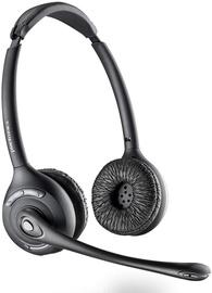 Plantronics CS520 On-Ear Earphones Wireless DECT Headset Black