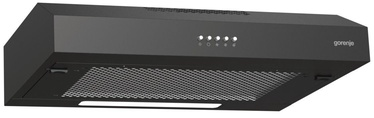 Tvaika nosūcējs Gorenje WHU629EB/S Black