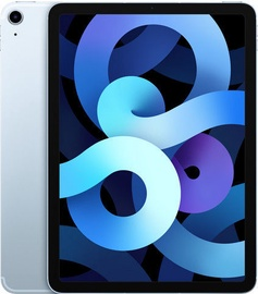 """Planšetdators Apple iPad Air 4th Gen 10.9"""" Wi-Fi + Cellular (2020) 64GB Sky Blue"""