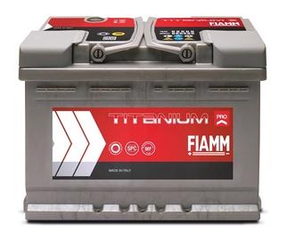 Akumulators Fiamm Titanium Pro L2 64P, 12 V, 64 Ah, 610 A