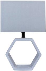 Candellux Vidal Table Lamp 40W E27 Ceramic Graphite