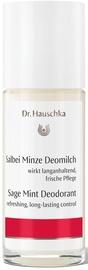 Дезодорант для женщин Dr.Hauschka Sage Mint, 50 мл