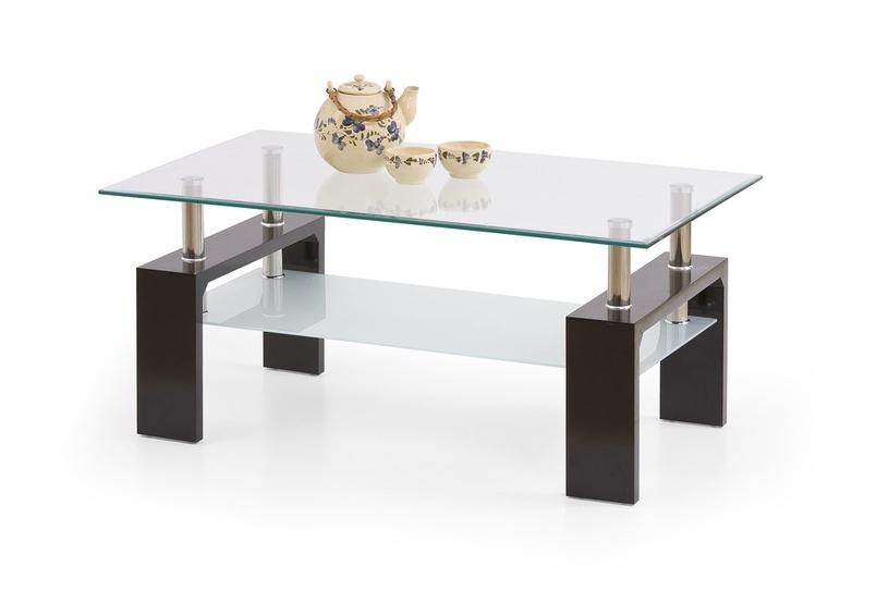 Kafijas galdiņš Halmar Diana Intro Venge, 1000x600x450 mm