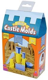 Smilšu kastes rotaļlietu komplekts Relevant Play Mini Castle, 8 gab.