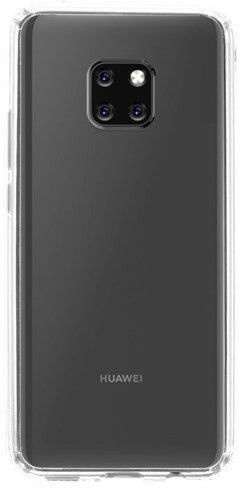 3Sixt Pureflex Back Case For Huawei Mate 20 Pro Transparent