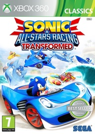 Xbox 360 spēle Sonic And All-Stars Racing: Transformed Xbox 360