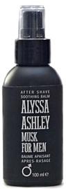 Бальзам после бритья Alyssa Ashley Musk for Men, 100 мл