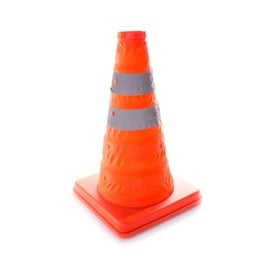 COLLAPSIBLE ROAD CONE 30CM B30