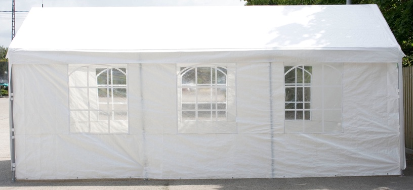 Nojume Home4you Party White, 3x6m