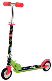 Bērnu skūteris Bimbo Bike 100-160cm Green/Red