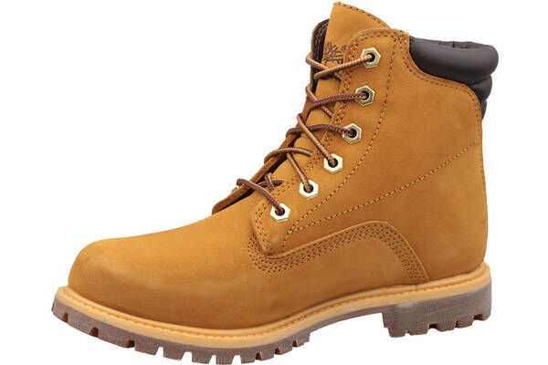 Timberland Waterville 6 Inch Basic W Boots Yellow 37