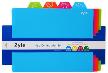 Zyle Cutting Mat Set 4pcs