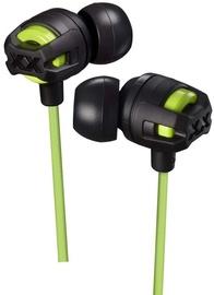 Наушники JVC HA-FX103M Xtreme Xplosives in-ear, зеленый