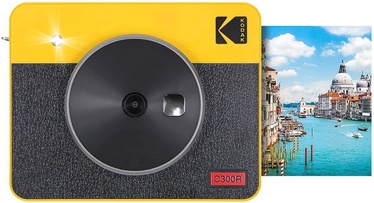 Kodak Mini Shot 3 Square Instant Camera Yellow