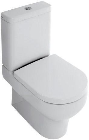 Туалет Duravit D-Code 355x650mm (поврежденная упаковка)