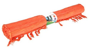 Придверный коврик Verners Alladyn Orange, 1500x900 мм