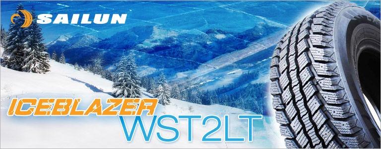 Ziemas riepa Sailun Ice Blazer WST2 LT With Studs, 235/65 R18 106 T