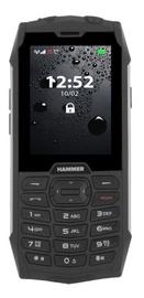 MyPhone Hammer 4 Plus Dual Silver