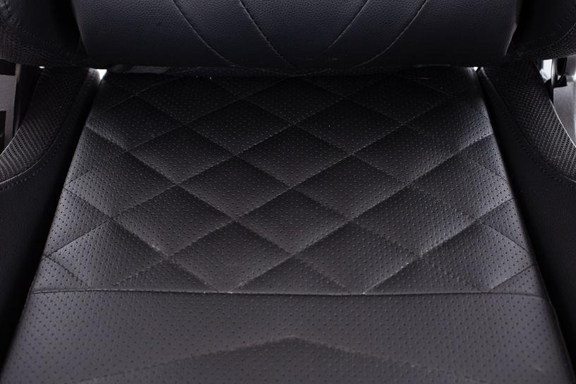 Spēļu krēsls Happygame 8051, melna