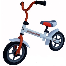 Aga Design Schumacher Kid HP-856 Balance Bike Red/White