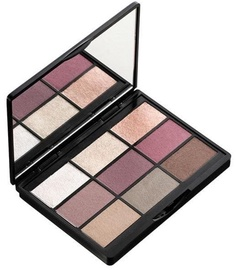 Тени для глаз Gosh 9 Shades Shadow Collection 01 To Enjoy in New York, 12 г