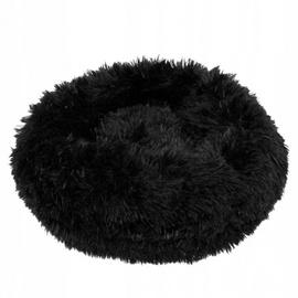 Dzīvnieku gulta Springos M, melna, 700 mm x 700 mm