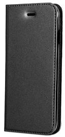 Mocco Smart Premium Book Case For Huawei P10 Lite Black