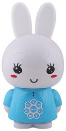 Interaktīva rotaļlieta Alilo Honey Bunny G6 Blue, LV