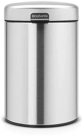 Brabantia NewIcon Wall Mounted Waste Bin 3l Matte