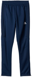 Adidas Tiro 17 Training Pants JR BQ2726 Blue 128cm