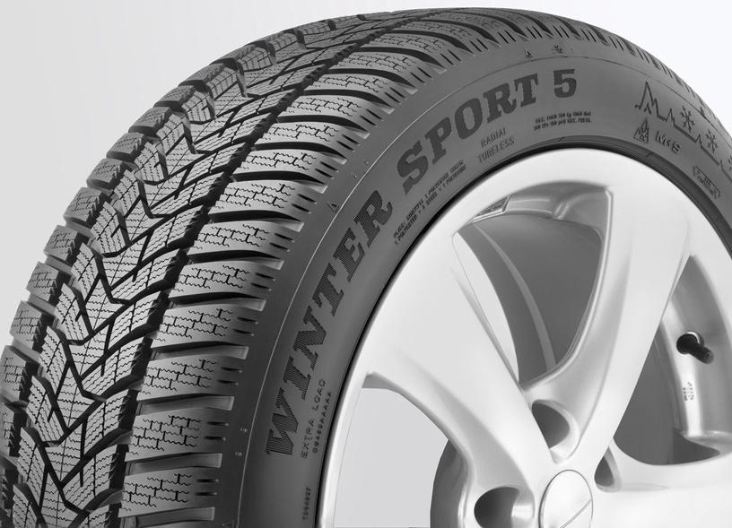 Riepa a/m Dunlop SP Winter Sport 5 275 35 R19 100V XL MFS