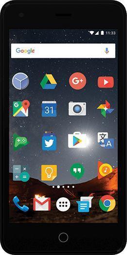 MaxCom Smart MS514 Dual Black