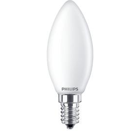 Spuldze Philips 929001345355, led, E14, 4.3 W, 470 lm, silti balta